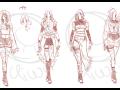 Девушки клана Инузука